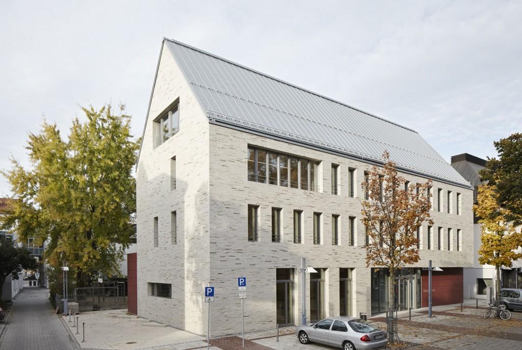Pfarrzentrum Johanneshaus Neu-Ulm