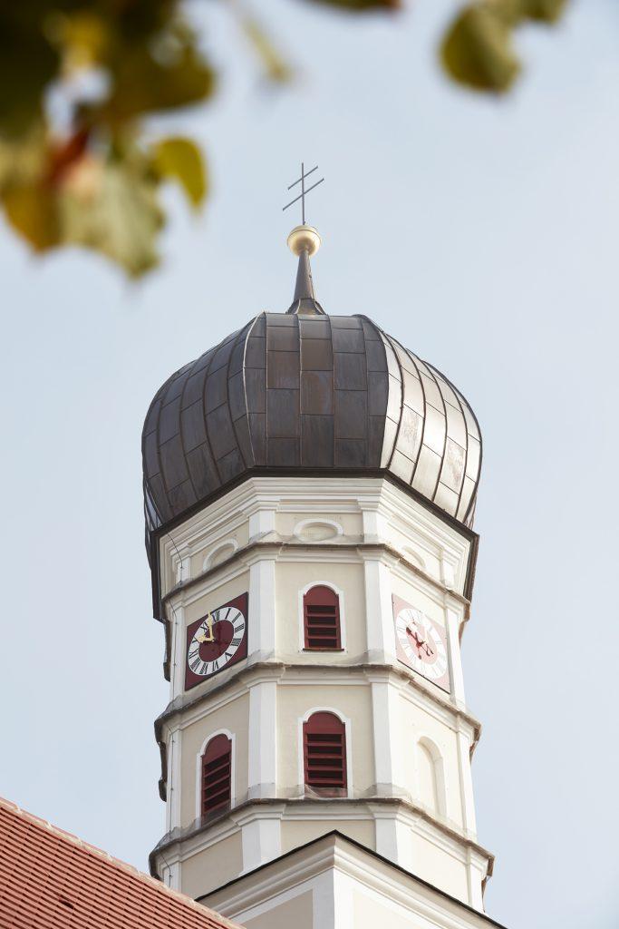 Pfarrkirche St. Mammas Finningen