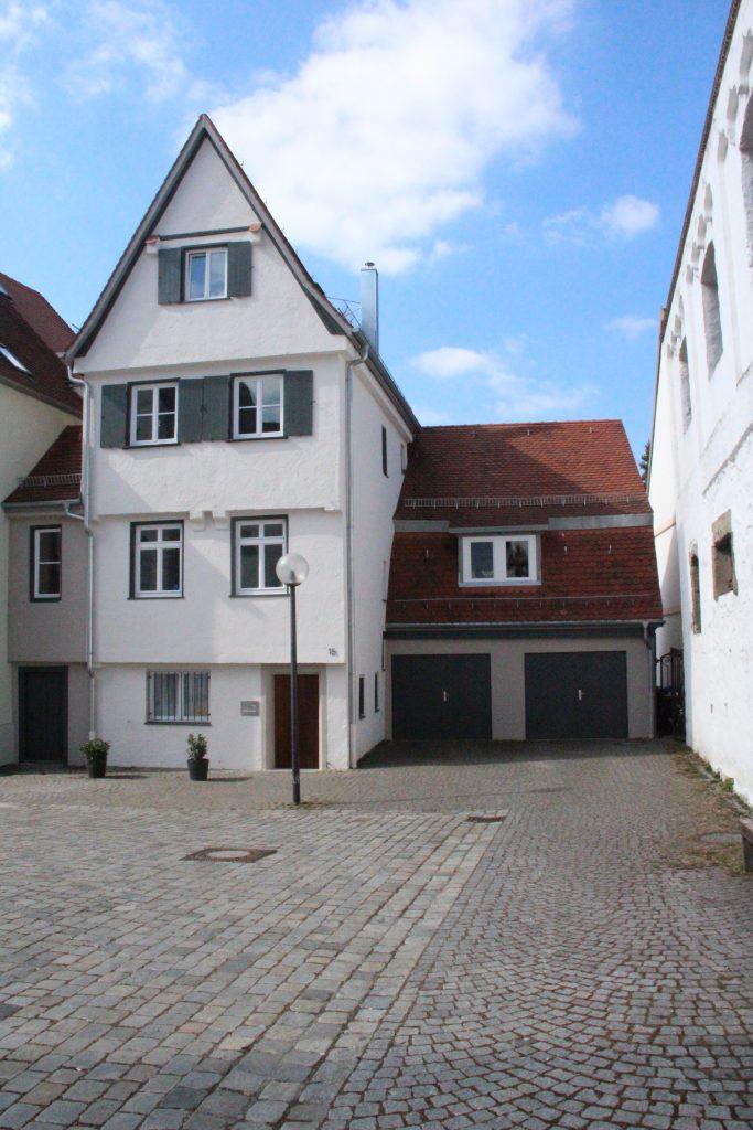 Fachwerkhaus Zeughausgasse Ulm