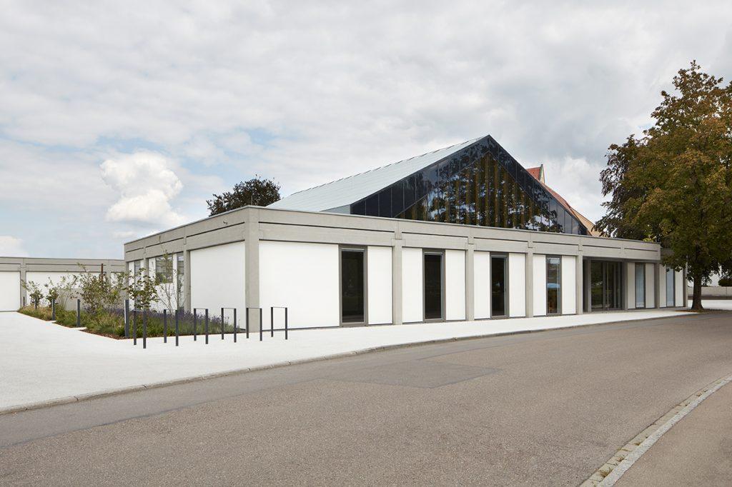 Pfarrzentrum Mariä- Himmelfahrt Illertissen-Au