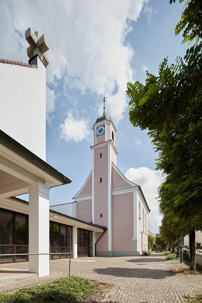 Kuratiekirche Betlinshausen