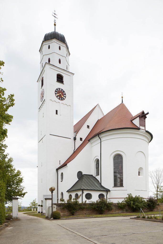 Pfarrkirche St. Martin Illerberg